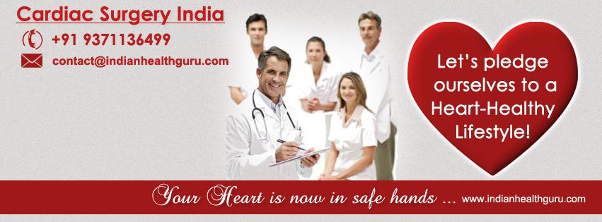 Cardiac Surgery Benefits India