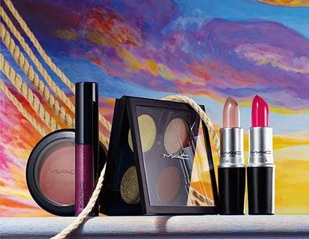 MAC colección de maquillaje para el otoño invierno A Novel Romance