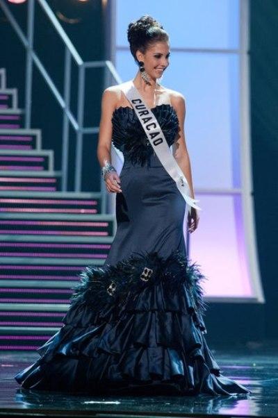 Top Beautiful Woman: safira de wit - miss universe 2010 curacao