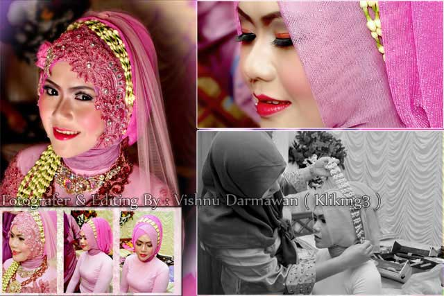 Wedding : Alifah & Arry || Fotografer & Editing By : Vishnu Darmawan ( Klikmg3 ) Fotografer Purwokerto