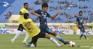 Persib Bandung vs Malaysia All Star