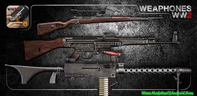 Weaphones WW2 Firearms Sim 1.3.0 apk