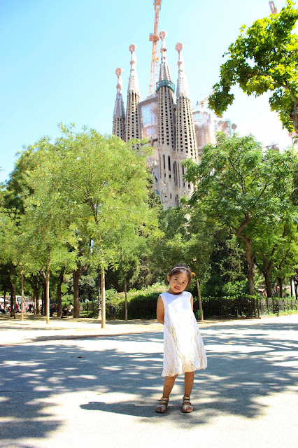 Passion Facade | La Sagrada Familia | Chichi Mary Blog