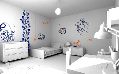 Perfect Wall Decorating Stickers Ideas