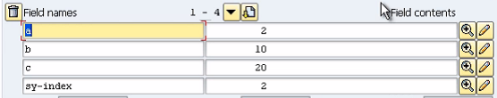 Nested Do Loops in SAP ABAP