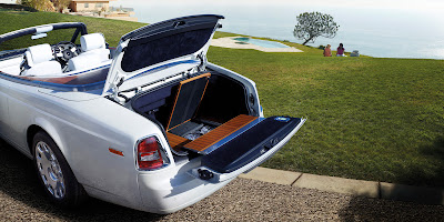 Rolls Royce Phantom Drophead Coupe for Summer