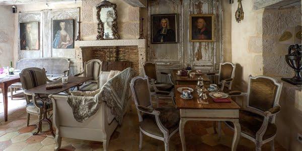 Restaurants Salons De Th  EMagdeco  Magazine De Dcoration