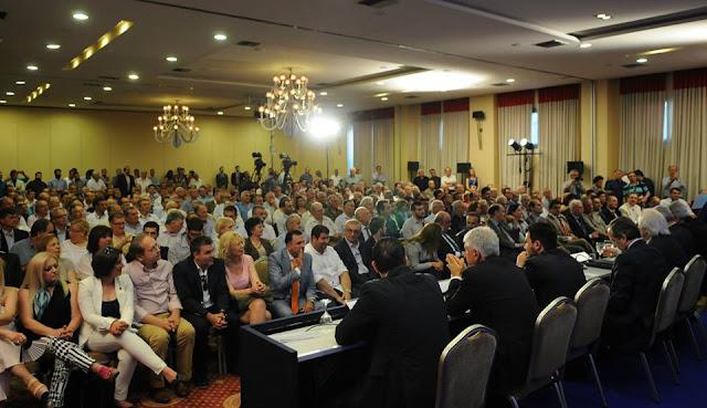 ΝΕΑ ΔΗΜΟΚΤΡΑΤΙΑ:Πολλοί οι δυσαρεστημένοι από τα κεντρικά με την επιλογή της Καστοριάς για τη φιλοξενία της διοργάνωσης