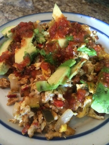 Tex Mex Goulash Scramble