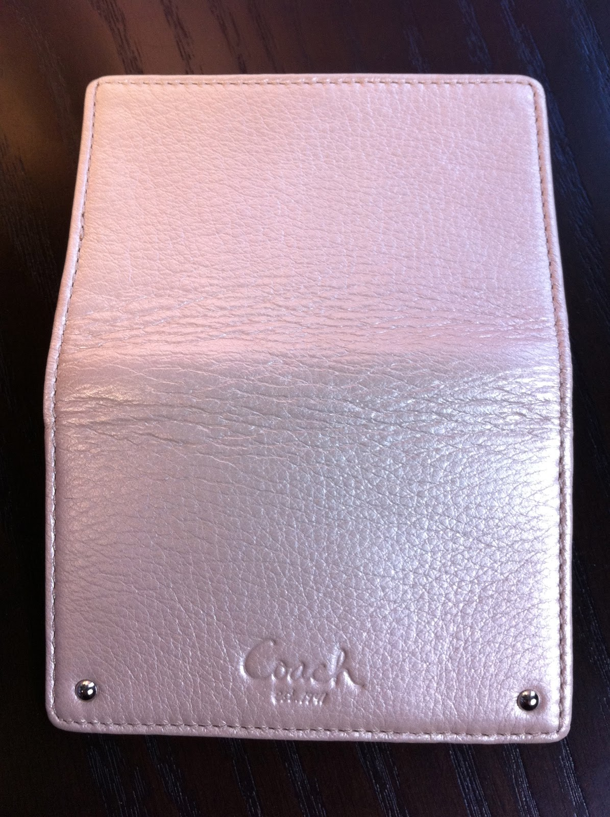 from Sassi, who lived it...: Review: Coach Gallery Leather East ...