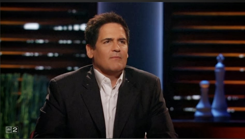 shark tank blog mark cuban zombies