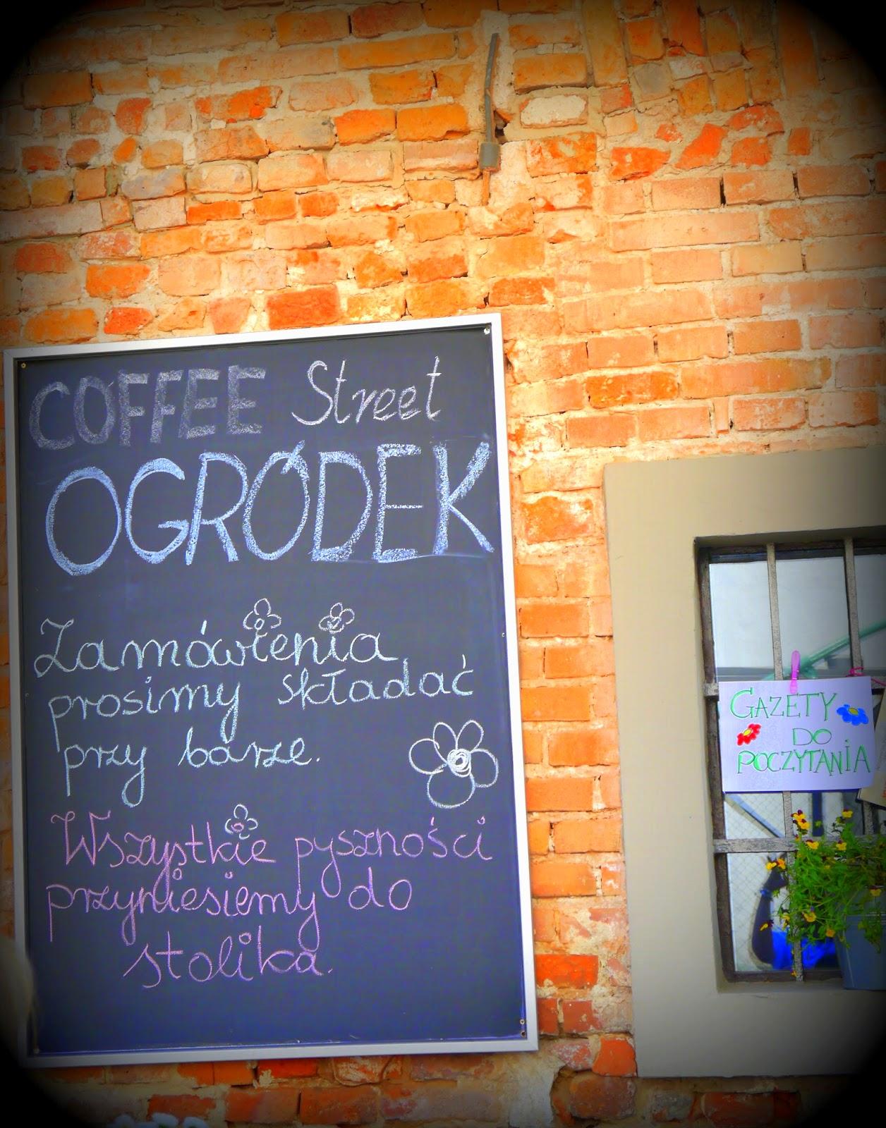 Coffee Street podwórko