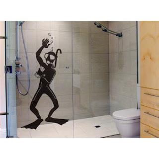 adesivos humorados para banheiro