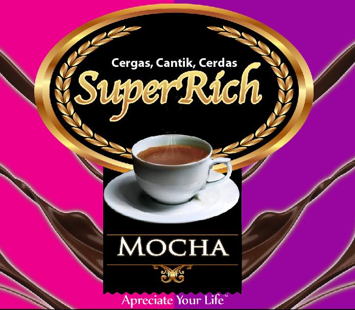 SUPERRICH MOCHA by EHPS