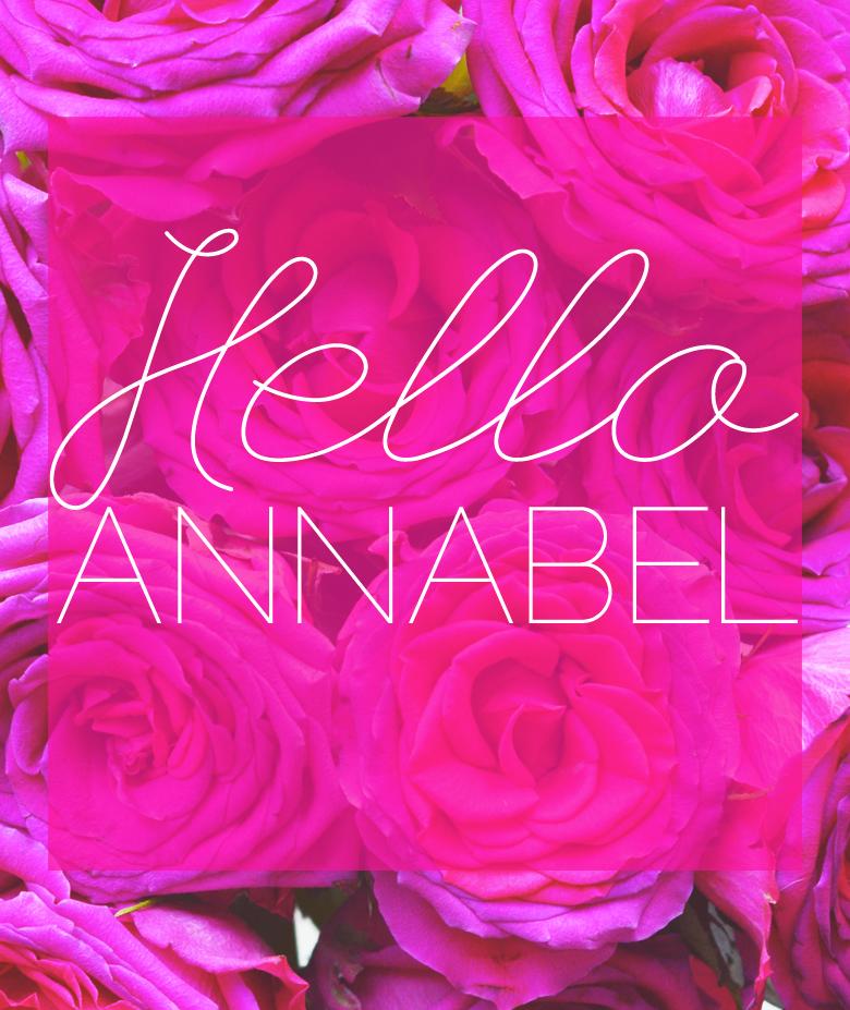 Hello, You.