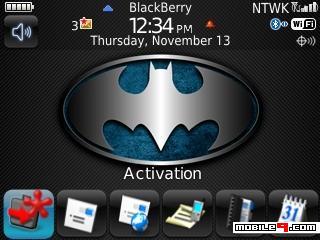 Windows XP Themes Batman