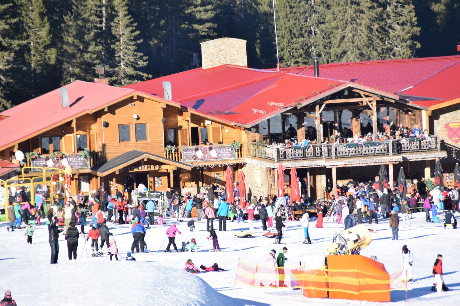 Bla Bla restaurant at Bansko