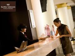 Santika Indonesia Hotels & Resorts Jobs Recruitment April 2012