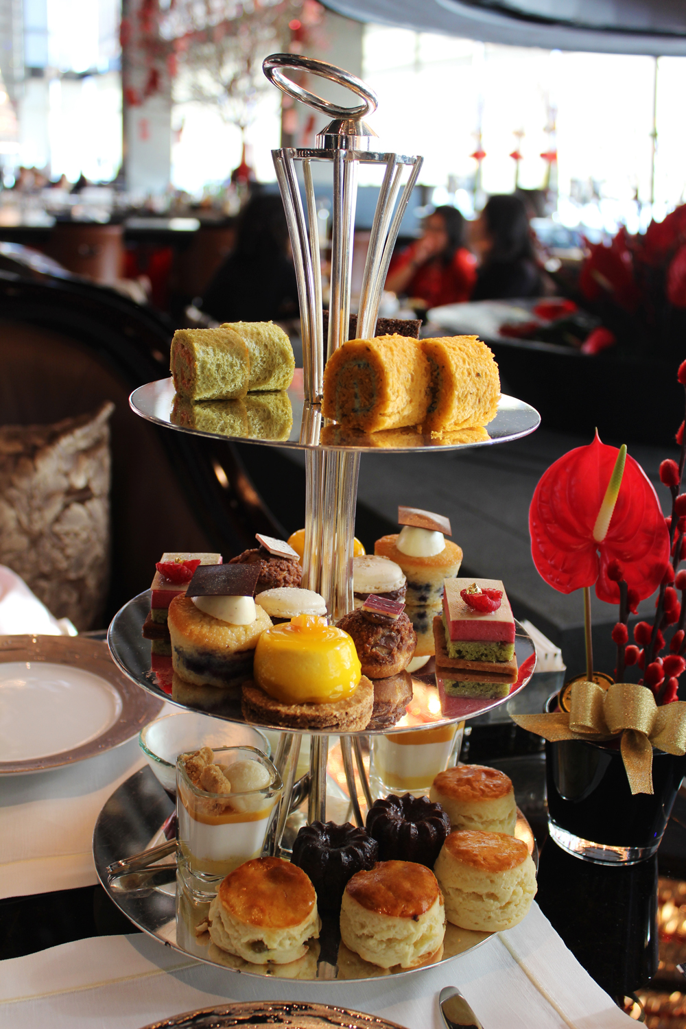 Xenia Olivia: The best High Tea in Hong Kong - The Ritz ...