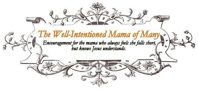 The Well-Intentioned Mama of Many