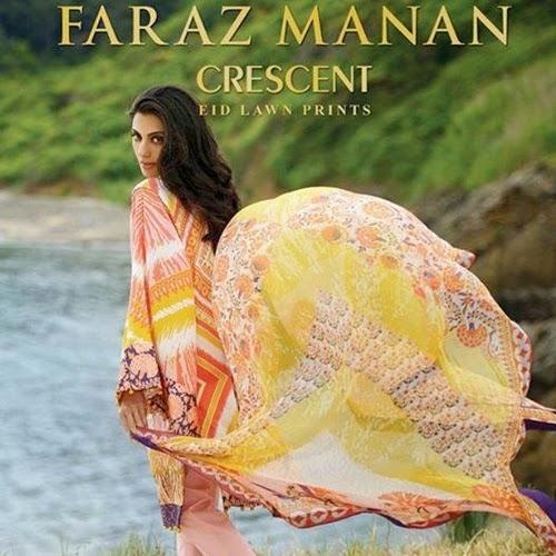 Crescent Lawn Eid Dresses