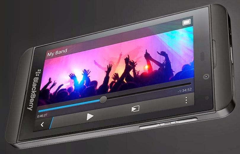 BlackBerry Z10 - Beritagadgets.com