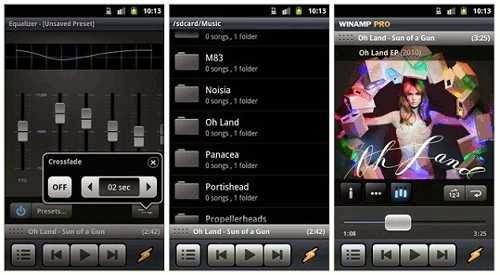 Winamp Pro Android FULL APK İNDİR