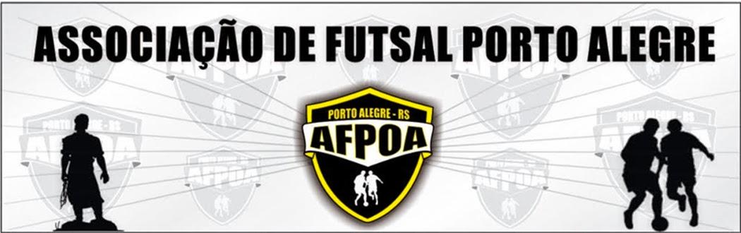 ASSOCIAÇÃO DE FUTSAL DE PORTO ALEGRE