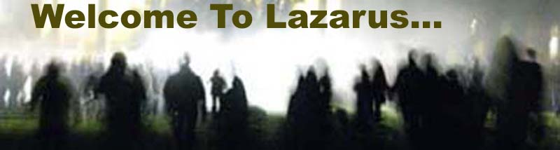 Welcome To Lazarus