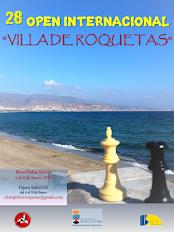 XXVIII OPEN INTERNACIONAL VILLA DE ROQUETAS
