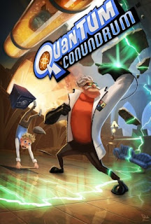 quantum conundrum SKIDROW mediafire download, mediafire pc