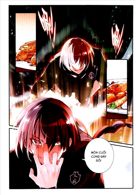 Băng hỏa ma trù trang 11
