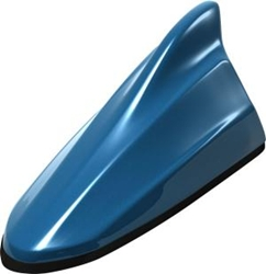 FDA4N-RBC Nissan Blue Metallic Shark Fin Antenna