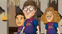 lionel-messi-harry-potter-çizgi-film