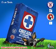Etiquetas: caricatura futbol cesar orona Cruz Azul Liga MX soccer cartoon . (cesar orona aplastado)