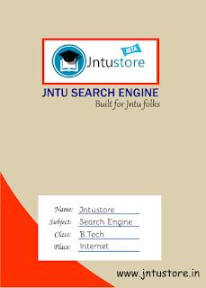 jntu search engine