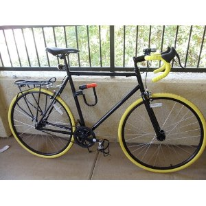 Takara Kabuto, Single Speed Road Bike