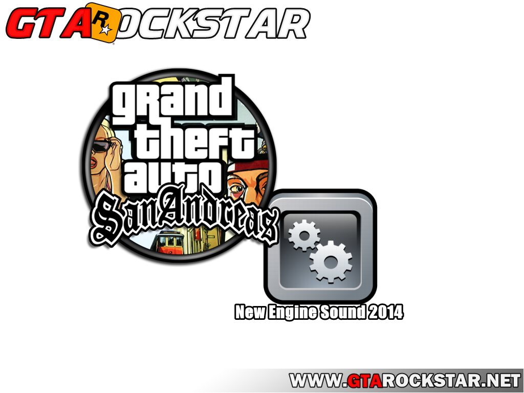 GTA SA - Mod Novos Sons para Carros do GTA SA 2014