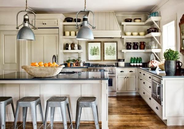 Aerin Lauder Kitchen.