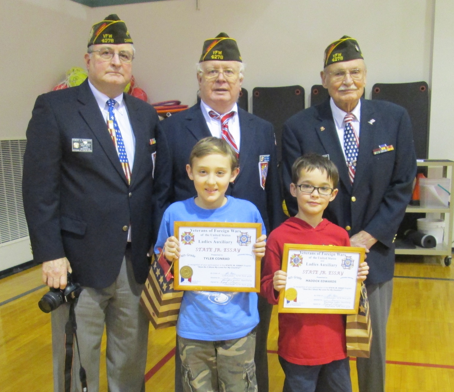 vfw essay contest The patriot's pen contest is a writing essay contest for students in the 6 the voice of democracy has been the veterans of foreign wars' youth scholarships.