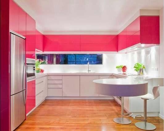 Simple Modern Minimalist Kitchen Design