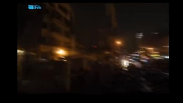 Iran: Protesters Burn Saudi Arabia Embassy For Killing Shiite Muslim Leader (Photos + Video)