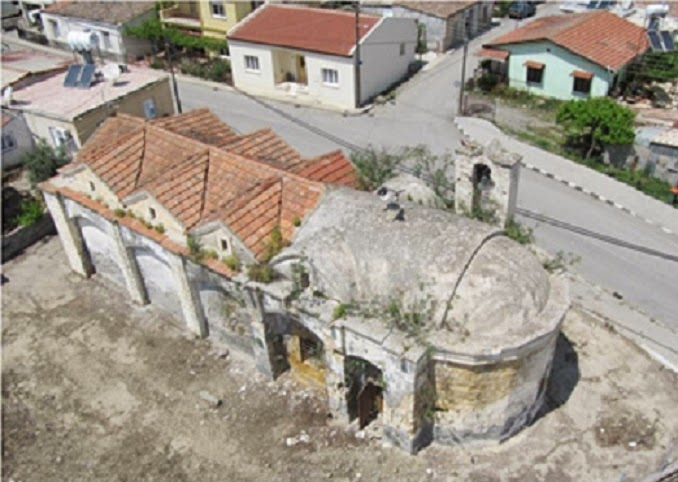 Church in occupied Cyprus saved from total collapse - The ...