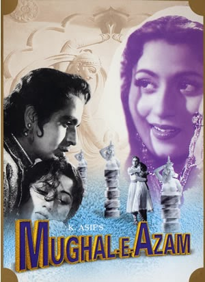 Mughal-e-Azam, 1960 | The Jillbrary