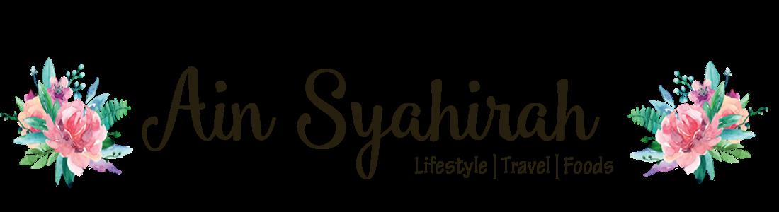 Ain Syahirah
