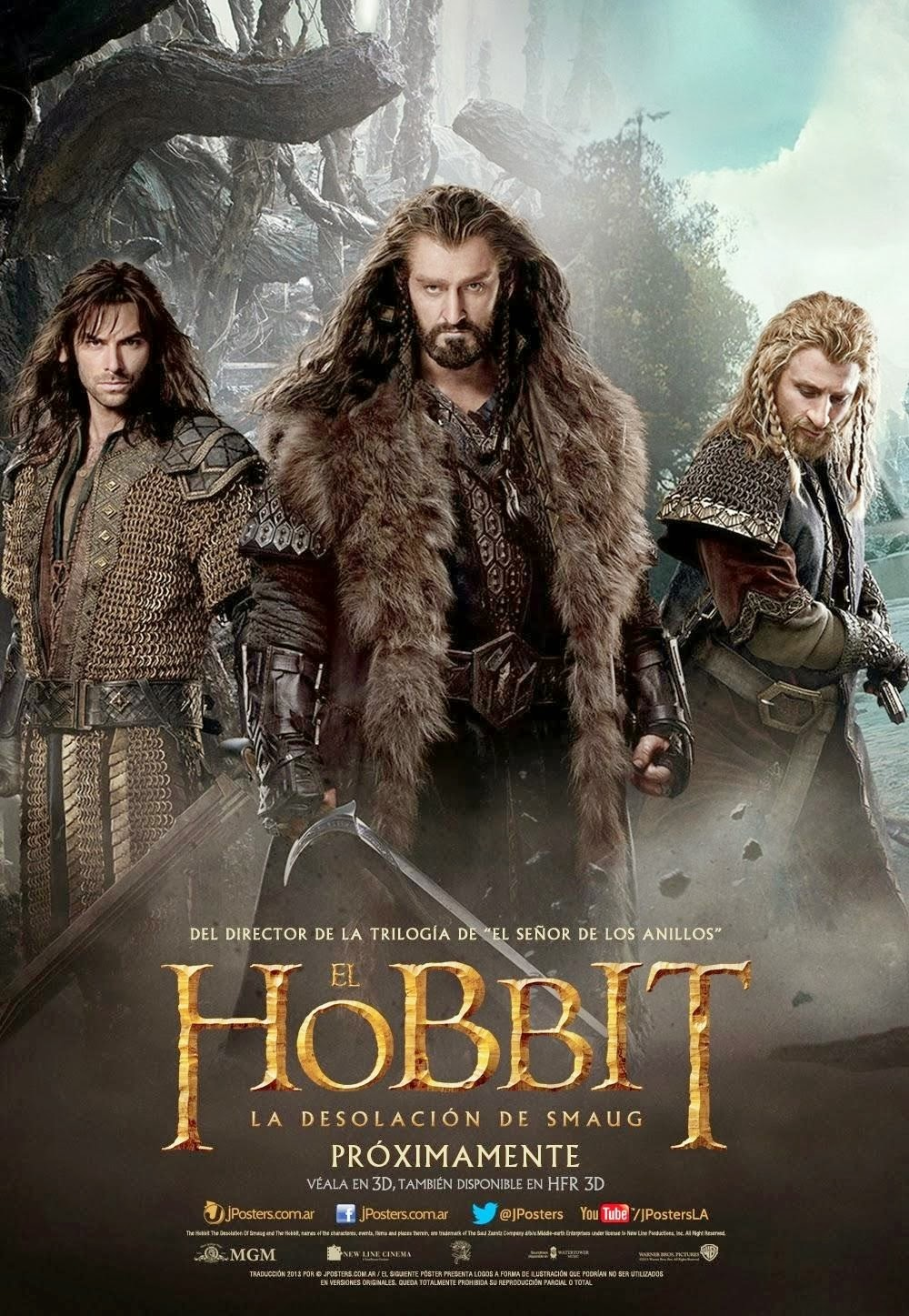 Hobbit, Smaug, Peter, Jackson