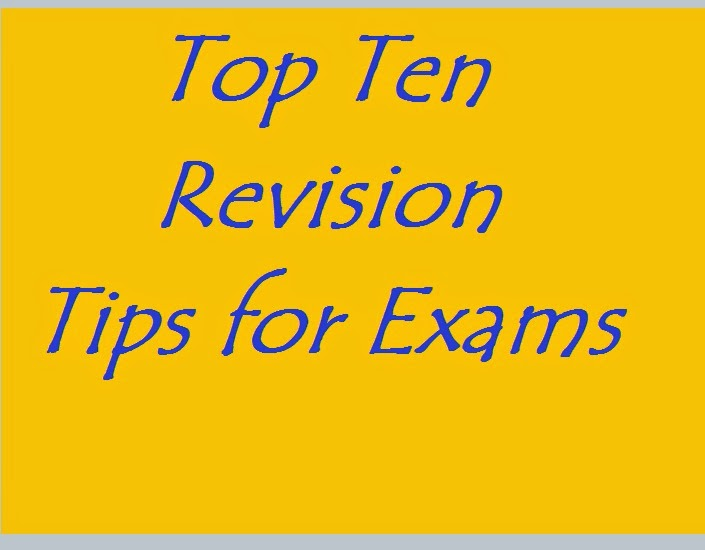 revision tips for essay exams
