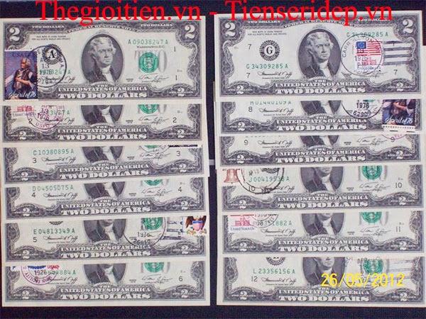 2 dola nam 1976 dán tem