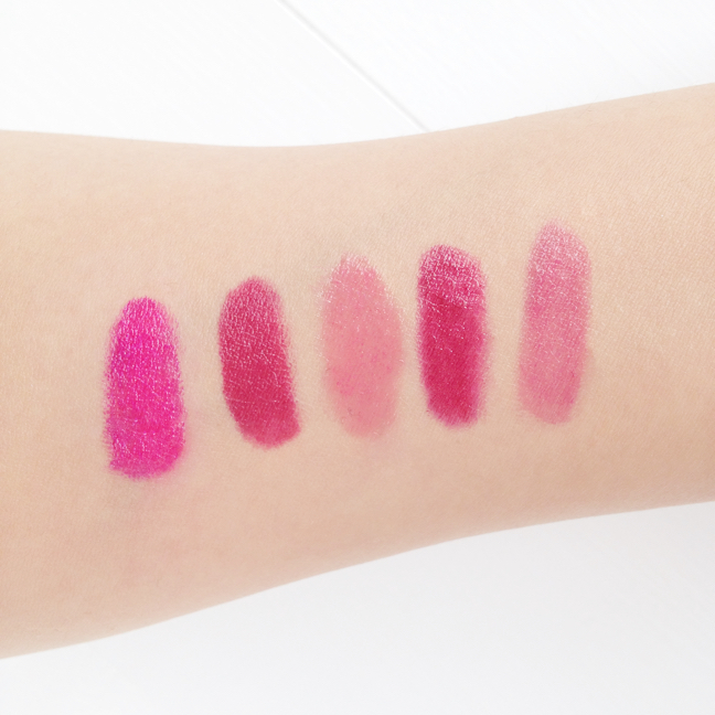 mac plumful swatch