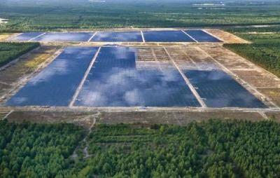 Solar Park Lieberose